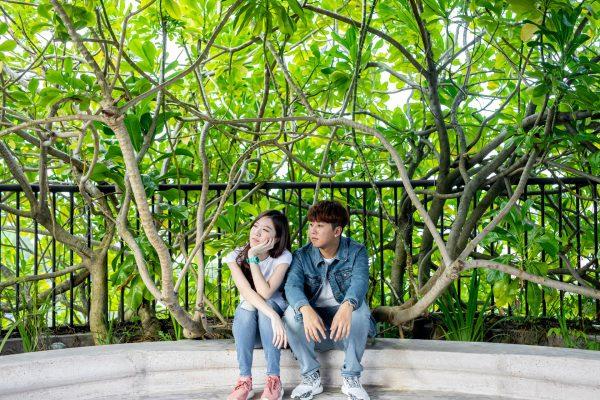 Colin & Huiqi Casual Shoot - 0027