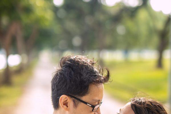 David and Shimin - Outdoors - 0018